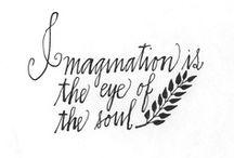 art : lettering & type / by Heidi Robbins