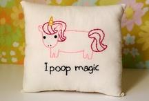 create : embroidery