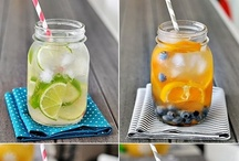 Drinks/smoothies / by Anna Wixom