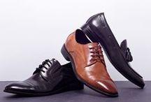 Men's Footwear - Dress Shoes / Antoine & Stanley #Men's #Dress #Shoes #gentleman's #style #wedding