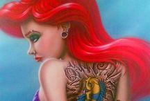 tattoos/piercings / by Spring Mckenzie