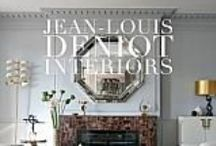 BOOKS: Design books worth looking at. / You can pick a copy at Celadon, we choose books of designers that use our furnishings so you can recreate your own design with a little inspiration from these masters.