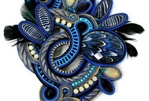 Soutache & other jewelery