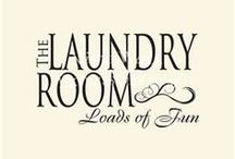 Laundry Room=LoAdS oF fUn / by Michele Smith