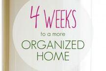 organize my life / by Michele Smith