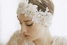 wedding hair / by Marisa Sasa