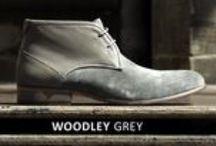 Men's Footwear - Desert Boots / Antoine & Stanley Men's Desert Boots  #Desert #Boots #Collection