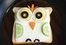 Bento Lunch / For my children...