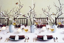 Winter Wonderland Bridal Shower / Bridal Shower ideas when you want a winter wonderland feel with just a touch of vintage