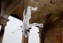 Art: Installations / Street Arts / Gallery works / 3d Design