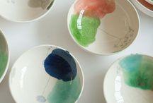 glass & pottery / by Marisa Sasa