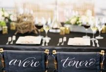 Italian Wedding Ideas / Vintage Style Wedding Ideas with a Rustic Italian Flair / by Mill Crest Vintage