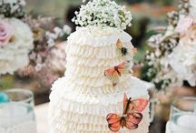 Butterfly Wedding Ideas / Bring your love of butterflies to your vintage style wedding. / by Mill Crest Vintage