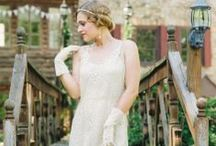 Downton Abbey Wedding Inspiration / Are you a Mary, an Edith or a Syble?