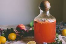 Recipes - Libations / by Renee Price