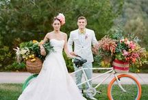 For a Summer Wedding / Ideas for your summertime vintage inspired wedding / by Mill Crest Vintage Bridal Boutique