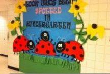 TLC-Bulletin boards/Door ideas / by Michele Smith