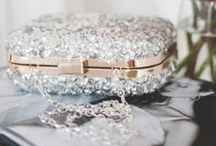 Glitter Wedding Inspiration / #vintage #gitter #wedding