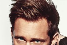 Men's Grooming  / Men's latest grooming and hairstyles
