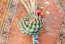 Southwestern Wedding Ideas / Boho Vintage Southwestern wedding inspirations / by Mill Crest Vintage