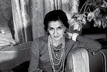 →Coco Chanel← / Mademoiselle herself