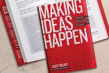 Books You Should Read / Here are some books on marking, business, and entrepreneurship that are well worth the read. I promise, they are all on my shelf.