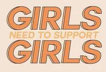 Girl Revolution / For the ladies