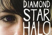 Diamond Star Halo / Growing up in a rural recording studio, Halo Llewellyn is rarely star-struck, but when one of the visiting singers gives birth to Fred, she knows right away that he's special. As the golden child grows into the gilded man, she remains dazzled by his ambition and his talent. But that's the problem with falling in love with your charismatic almost-brother - it can never be a secret. In the end, the whole world has to know.