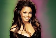 Janet Jackson. / by Robert Stras