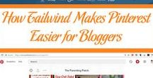 Blog Info / This album is aimed at anyone who is thinking or creating a blog. | Este álbum é dirigido a quem está a pensar ou está a criar um blog.