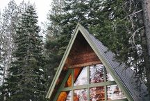 beautiful spaces / mostly exteriors and dreamy finds