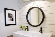 Bathrooms / I love beautiful bathrooms!  / by Cati Nelson