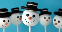 Winter Party Ideas | Winter Crafts | Winter Wonderland Party / Winter Party Ideas | Winter Crafts | Winter Wonderland Party | Snowflake Party | Snowman Party