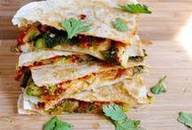 Recipes / by Lindsay Wyatt