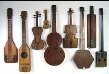 Musical Instruments from Around the World / A collection of cool and amazing instruments from around the world!