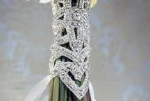 Bouquet Handles & Accents / Lake Chelan Florist | J9Bing Floral Design