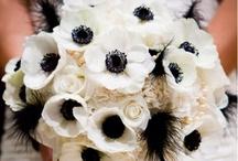 Black & White / Lake Chelan Florist | J9Bing Floral Design