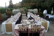 Table Scapes and Centerpieces / Lake Chelan Florist | J9Bing Floral Design