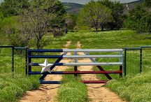 Gates, Fences, and Walls / by Roxanna Ponton