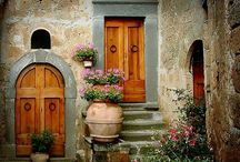 Doors / by Jennifer Brone