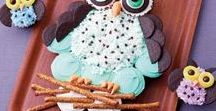 Owl Baby Shower Theme | Owl Party | Owl Party Ideas / Owl Baby Shower Theme | Owl Party | Owl Party Ideas | Owl Birthday Party | Look Whose One | Owl Party Decorations | Owl Baby Shower