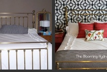 bedrooms / by YouAreTalkingTooMuch.com Blog