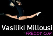 VMF CUP (Vasiliki Millousi FREDDY CUP) / by Vasiliki Millousi