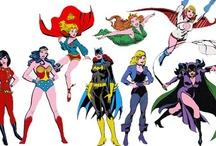 supers / Superheroes