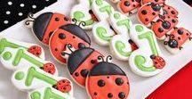 Ladybug Birthday | Love bug Birthday Party | Ladybug Birthday Ideas | Lovebug BIrthday / Ladybug Birthday | Love bug Birthday Party | Ladybug Birthday Ideas | Lovebug Birthday | Girl's Birthday Party | Lady Bug Birthday theme
