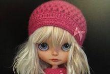 Blythe dolls ....