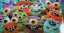 Monster Birthday Party | Monster Cookies | Monster Party Ideas | Monster Theme / Monster Birthday Party | Monster Cookies | Monster Party Ideas | Monster Theme | Monster Party Ideas