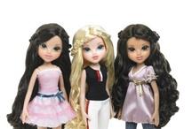Moxie dolls