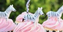 Zebra Party | Zebra Birthday Party / Zebra Party | Zebra Birthday Party | Safari Party Girl | Zebra Stripes Party | Zebra Baby shower | Birthday Ideas Girl | Zebra Birthday Ideas