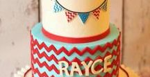 Red Wagon Birthday Party | Red Wagon Party Ideas / Red Wagon Birthday Party | Red Wagon Party Ideas | Radio Flyer Birthday Party | Radio Flyer Party | Red Wagon First Birthday Party